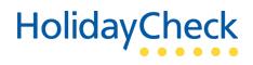holidaycheck logo, holidaycheck reisen hotels Bewertungen urlaub